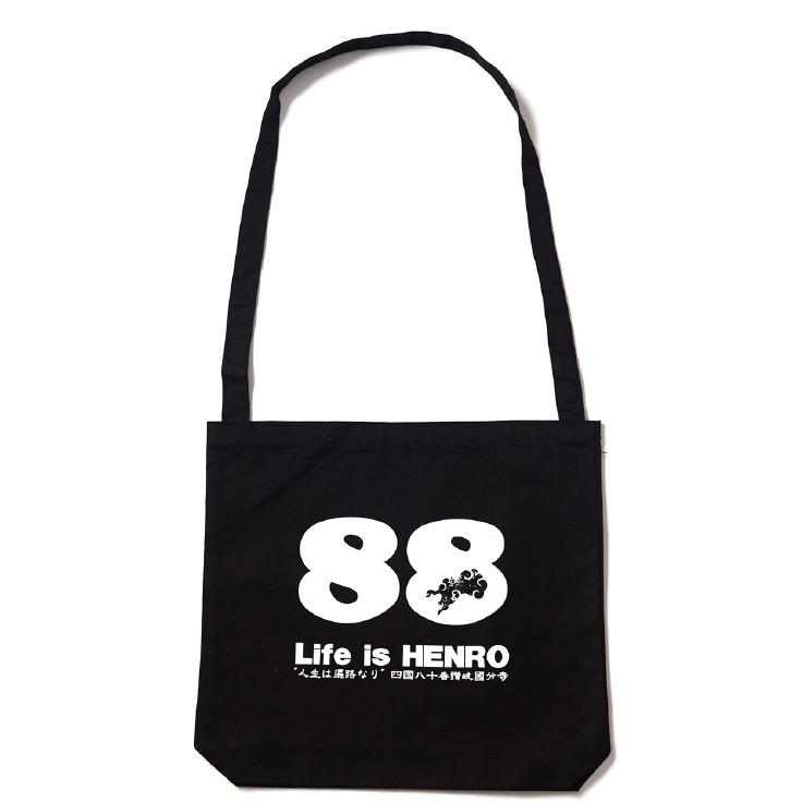 Life is HENRO Life is HENRO ショルダーバック(黒)